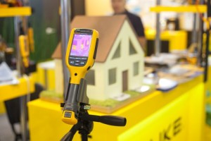 обследование тепловизором жилых домов и сооружений